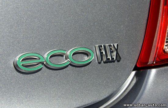 Opel выпустил модель Insignia Ecoflex